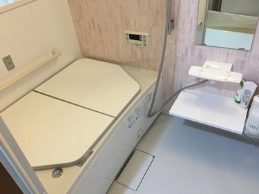 在来タイル0.75坪の浴室を断熱性抜群の最新ユニットバスに★