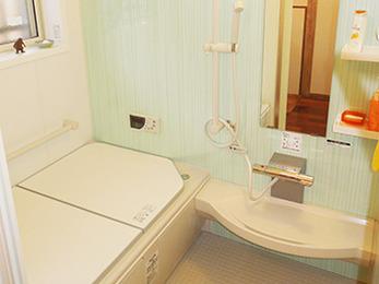 バリアフリーリフォームで安心して過ごせるお家になりました。