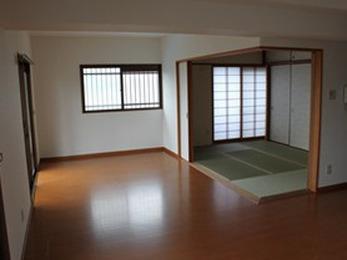 新たにマンションの一室が生まれ変わり素敵な明るい部屋になりました!