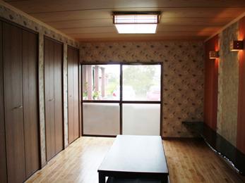 和室がこだわりのつまったおしゃれな洋室に!