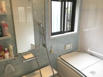 特殊サイズの浴室1220。高断熱の暖かい浴室へリフォーム