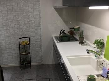 人工大理石のキッチン・洗面台でデザイン性も清掃性もアップ!