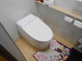 家族皆安心★衛生的に保てて清掃しやすいトイレ・洗面・増築リフォーム